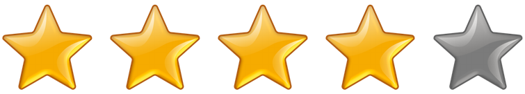 Rating 4 Stars